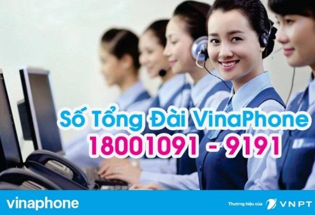 Với khách hàng quốc tế, Vinaphone cũng có tổng đài riêng